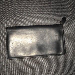 Ralph Lauren black/red wallet